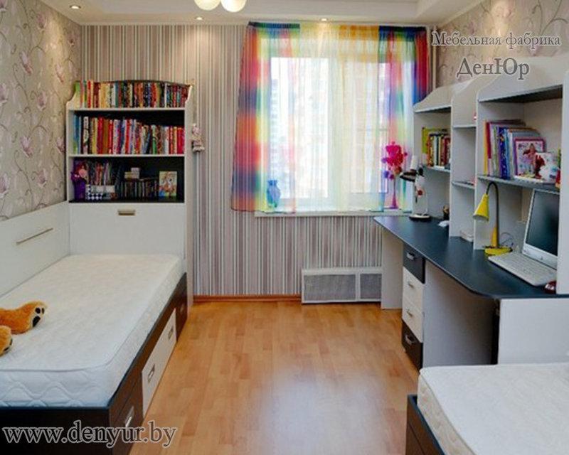 Как обустроить детскую комнату 50 фото идей интерьера.